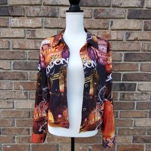 Vintage Impulse California Blazer Jacket